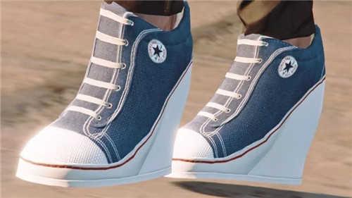 gta5匡威运动鞋模组