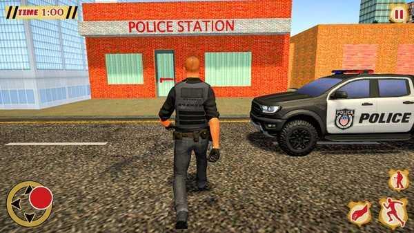 警察模拟器2021