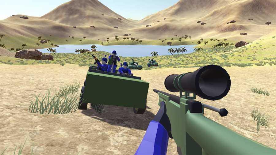 战地模拟器4中文版