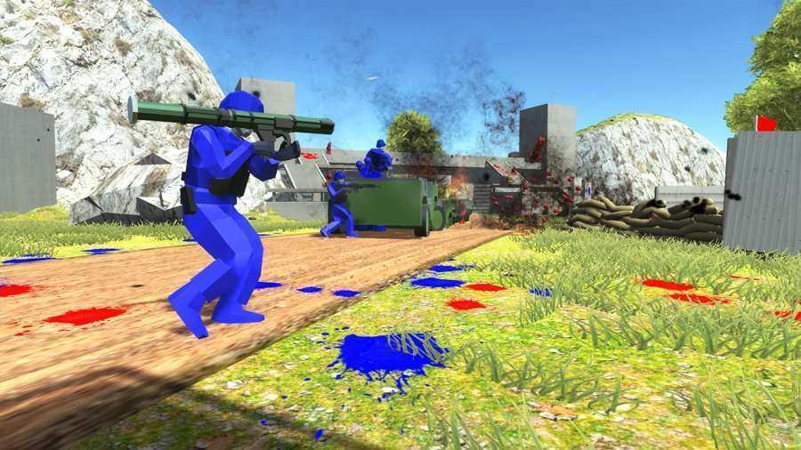 战地模拟器4联机版
