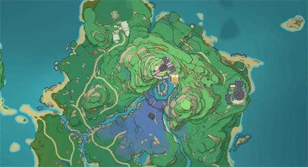 原神2.0稻妻地华丽的宝箱位置大全-原神稻妻地华丽的宝箱具体位置一览